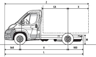 Commercial Vehicle Air Suspension System : Motorhome Air Suspension