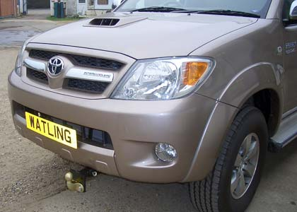 Towing Brackets For Commercial Vehicles Commercial