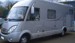 Motorhome Office of Design and Technology