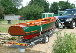 Watling Engineers. Boat launch