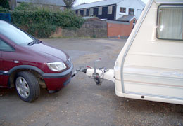 front push towbar boat launch with high vmaneouvrability